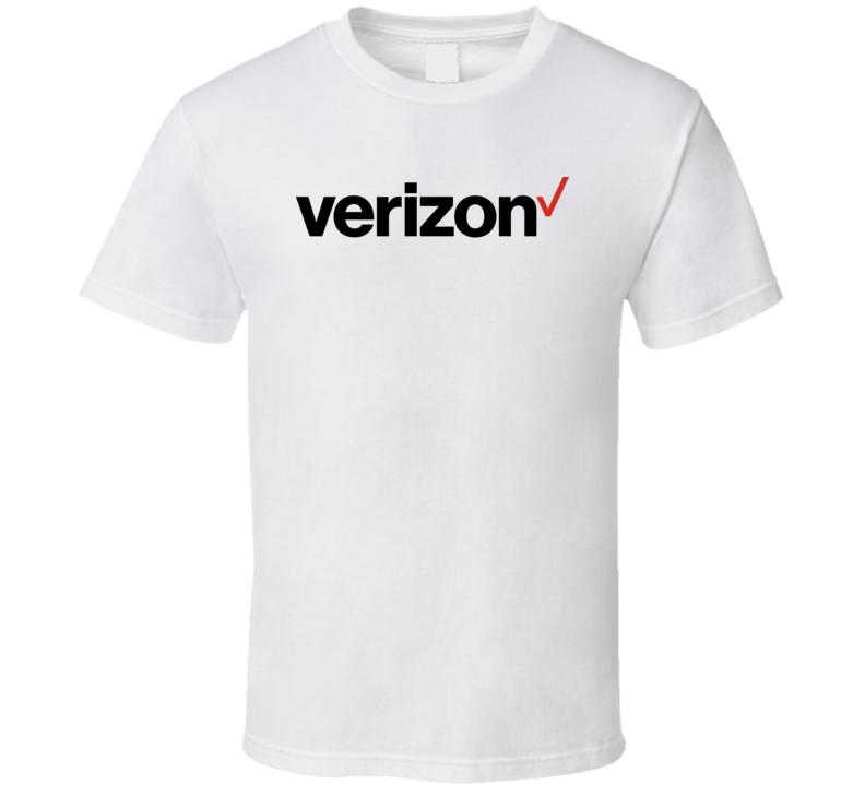 Verizon Logo T Shirt