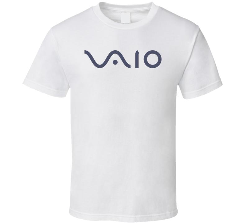 Vaio Logo T Shirt