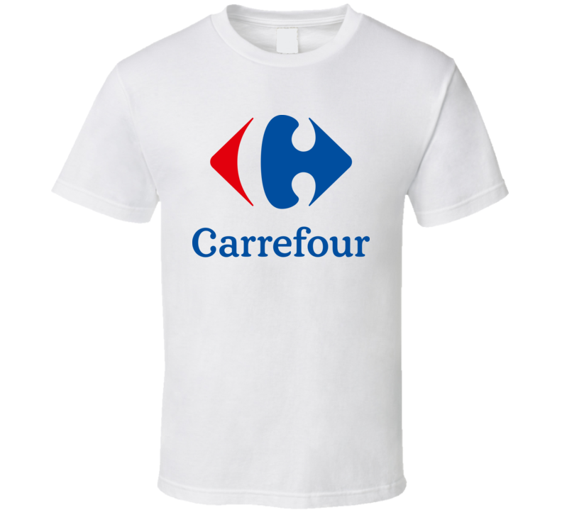 Carrefour Logo T Shirt