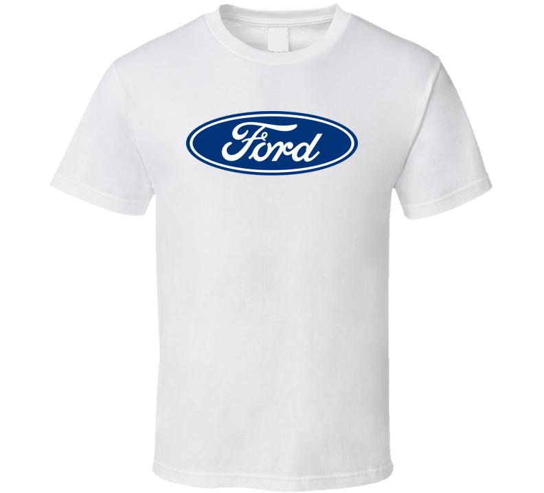 Ford Logo T Shirt