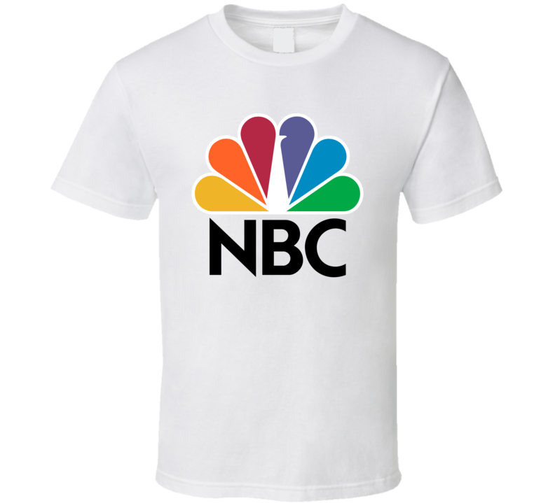 Nbc Logo T Shirt