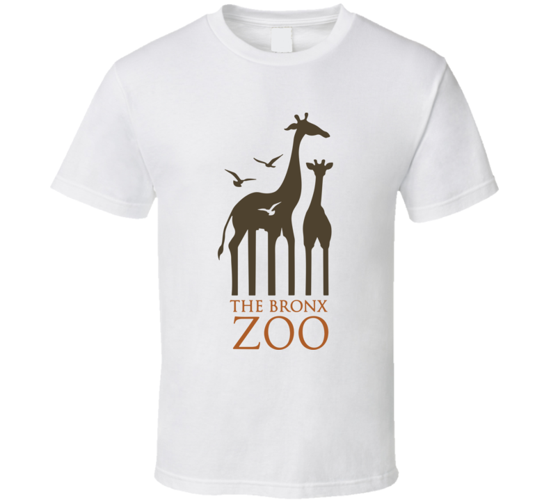 The Bronx Zoo Logo T Shirt