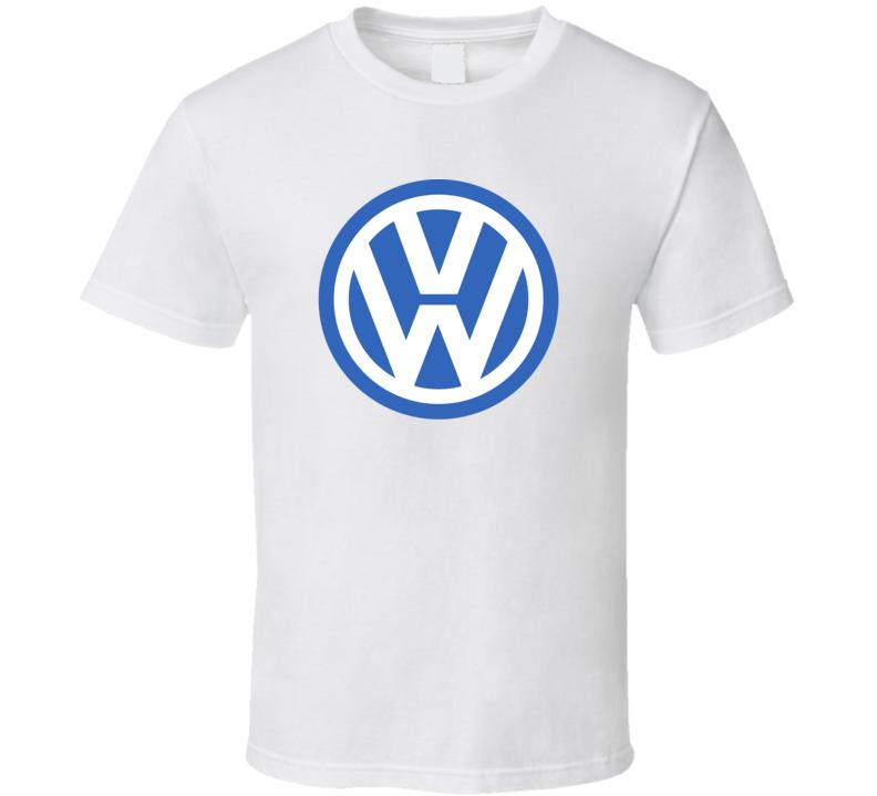 Vw Volkswagen Logo T Shirt