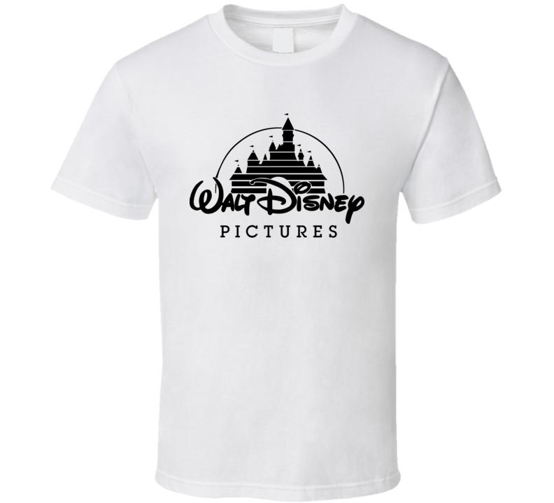 Walt Disney Logo T Shirt