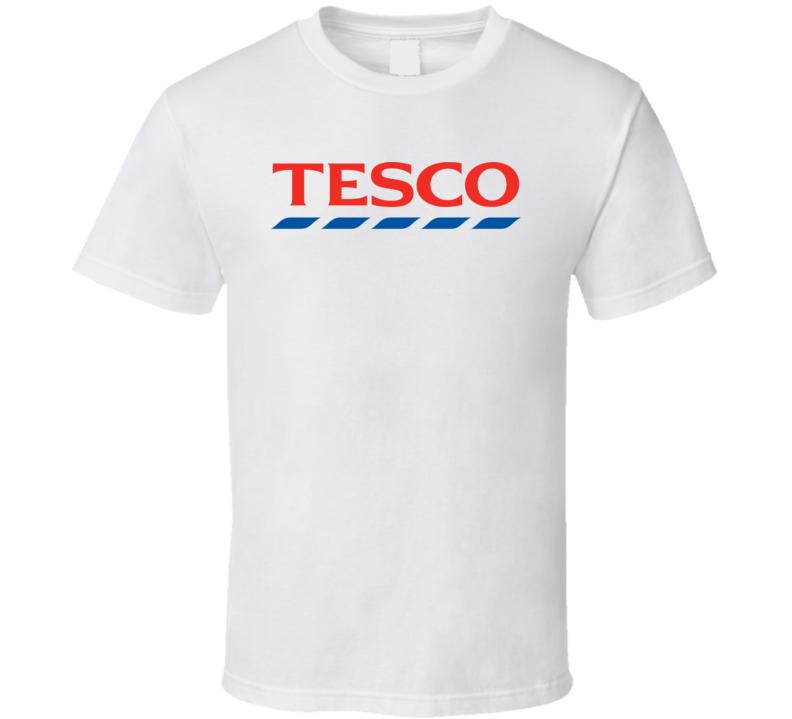 Tesco Logo T Shirt