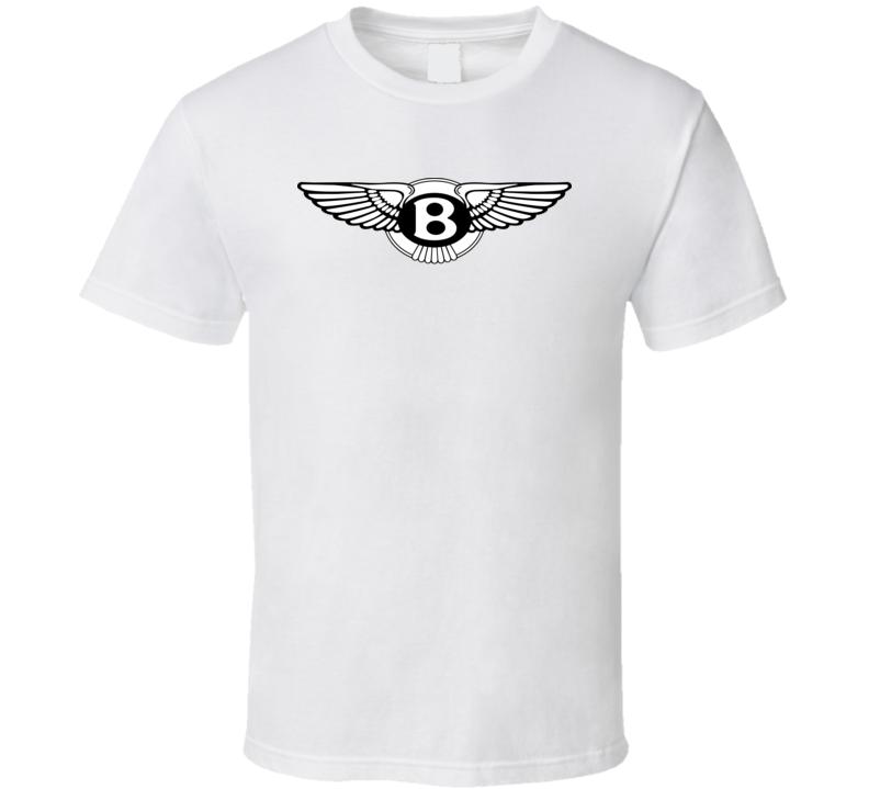 Bentley Logo T Shirt