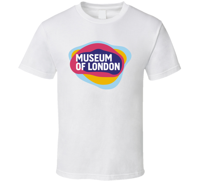 Museum Of London Logo T Shirt