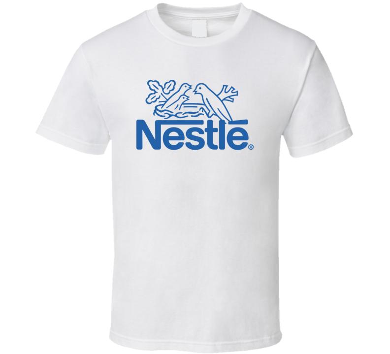 Nestle Logo T Shirt