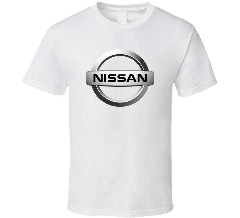 Nissan Logo T Shirt