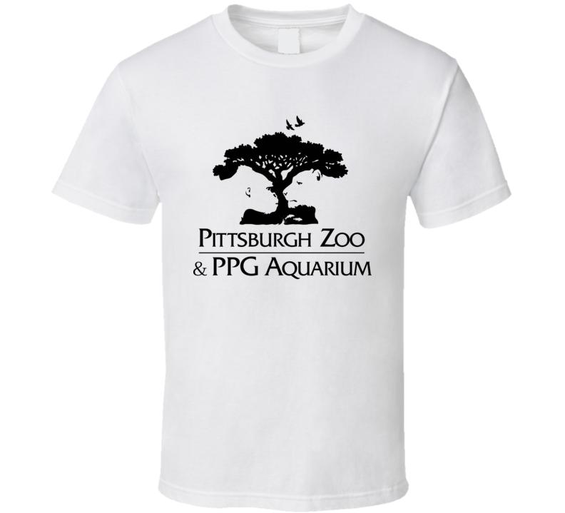 Pittsburgh Zoo Logo T Shirt