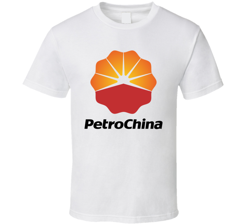 Petrochina Petro China Logo T Shirt