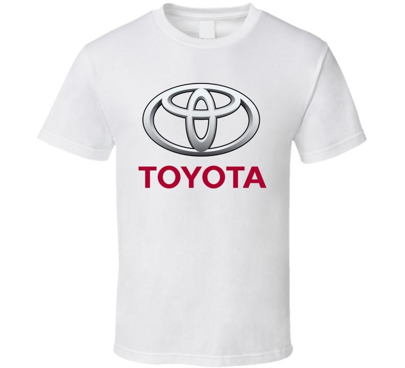 Toyota Logo T Shirt