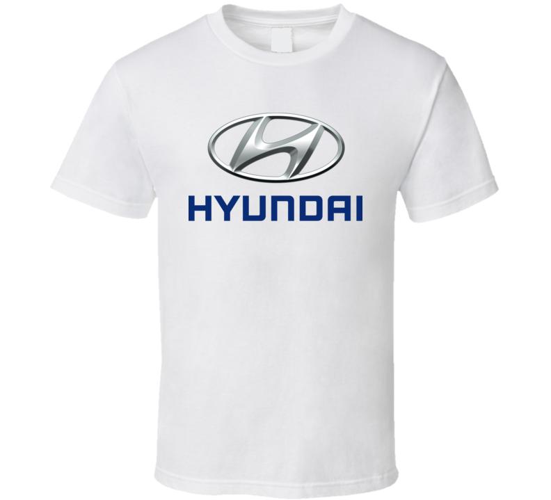 Hyundai Logo T Shirt