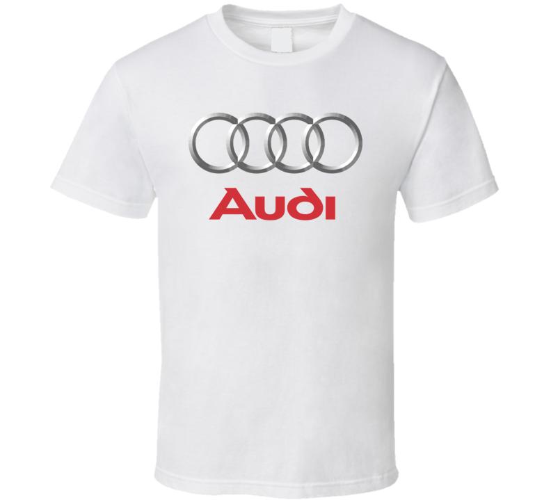 Audi Logo T Shirt