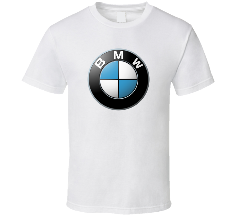 Bmw Logo T Shirt