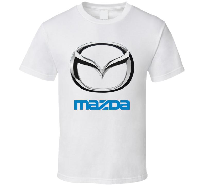 Mazda Logo T Shirt