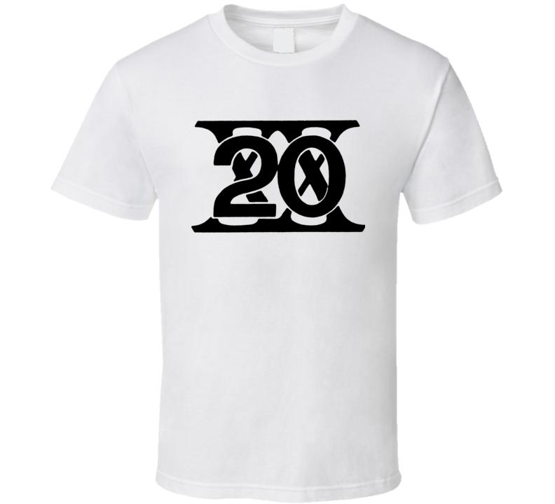 Twentieth Century Motor Car Corporation Out Of Business Company T Shirt