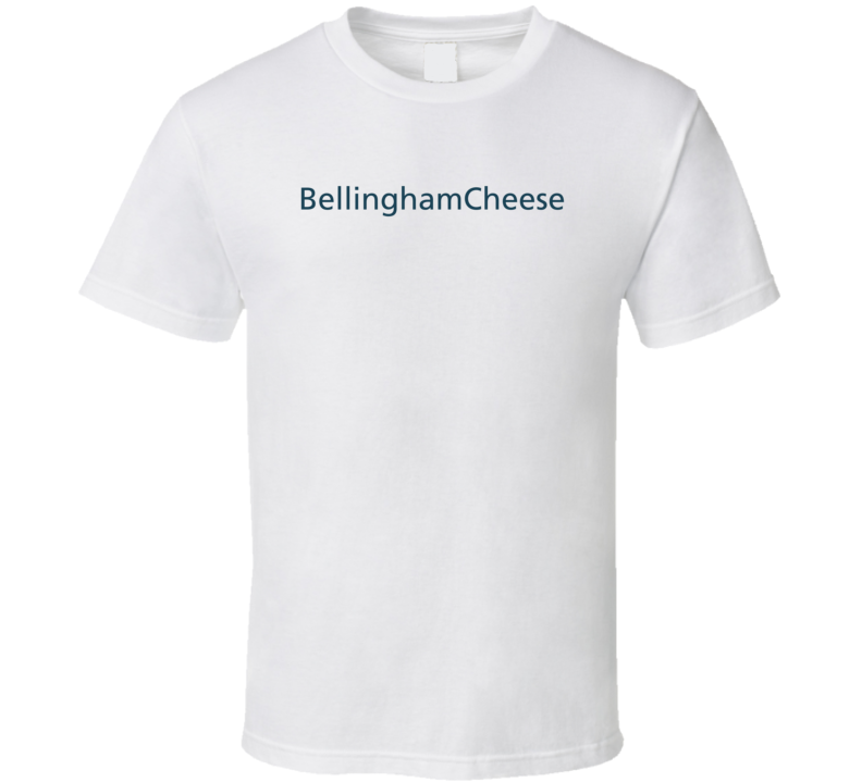 Bellingham Cheese Cheesemakers Dairy Product T Shirt