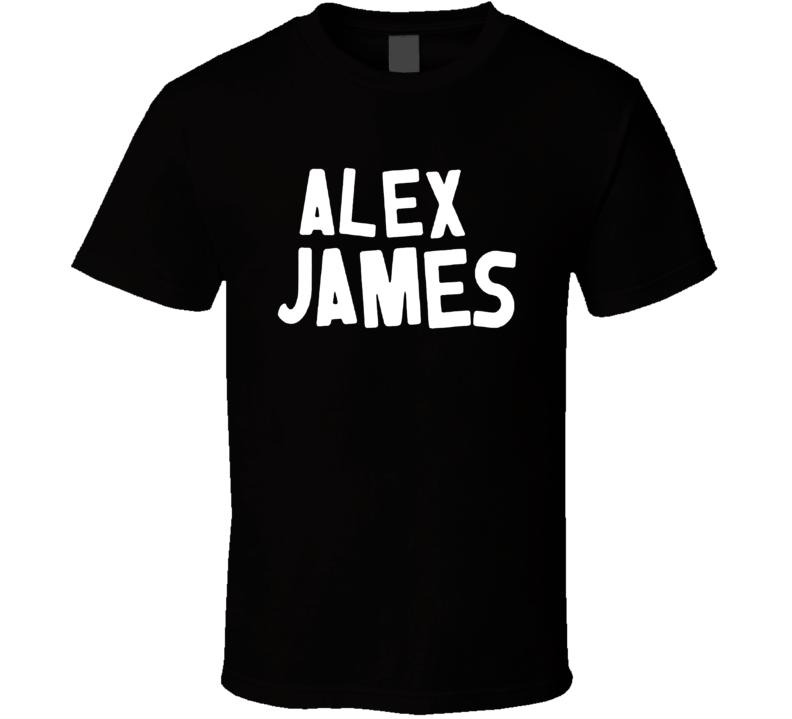 Alex James Artisan Cheesemaker Dairy Product T Shirt