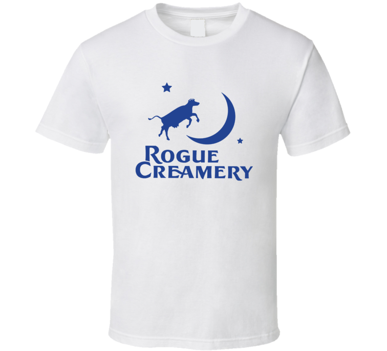 Rogue Creamery Cheesemakers Dairy Product T Shirt