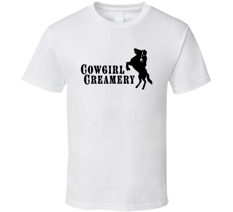 Cowgirl Creamery Cheesemakers Dairy Product T Shirt