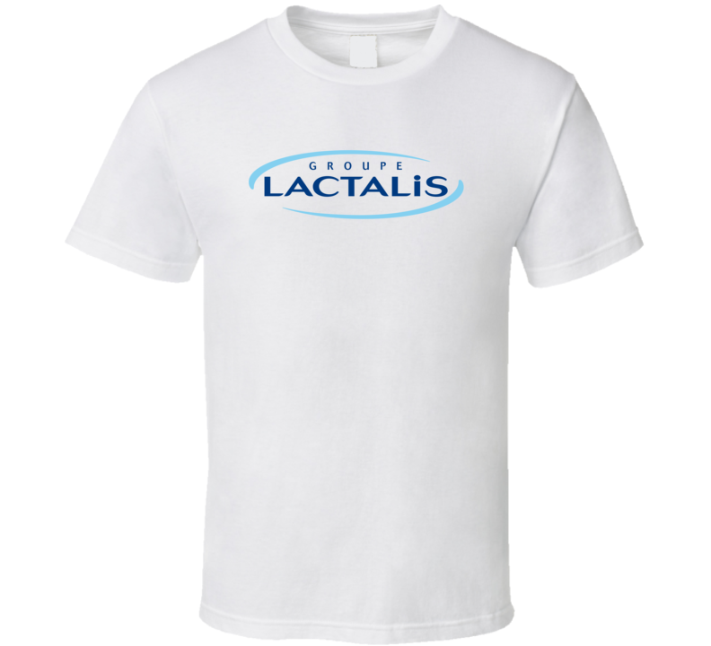 Lactalis Cheesemakers Dairy Product T Shirt