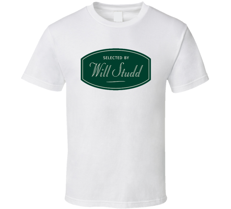 Will Studd Cheesemakers Dairy Product T Shirt