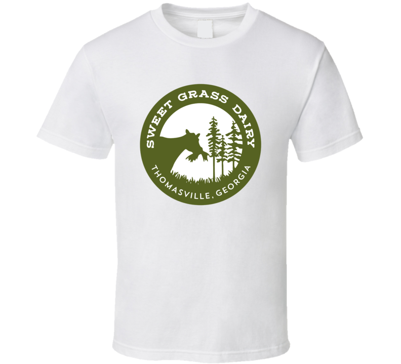 Sweet Grass Dairy Cheesemakers Dairy Product T Shirt