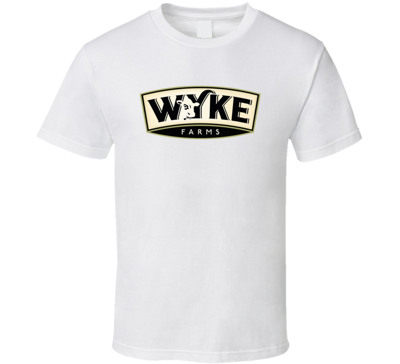 Wyke Farms Cheesemakers Dairy Product T Shirt