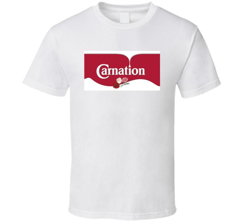 Carnation Dairy Milk Producer T Shirt