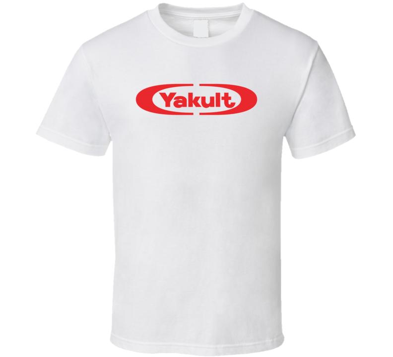 Yakult Usa Dairy Milk Producer T Shirt
