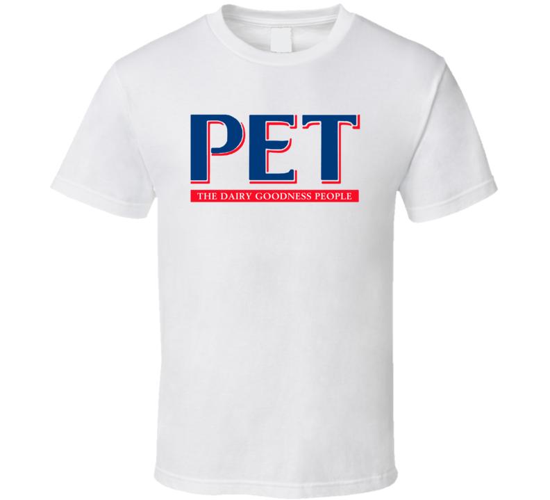 Pet Inc Dairy Milk Producer T Shirt