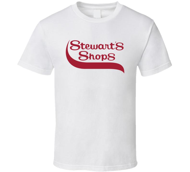 Stewart's Shops Dairy Milk Producer T Shirt