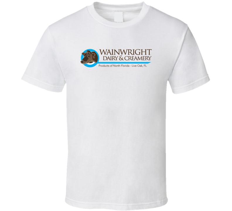 Wainwright Dairy Milk Dairy Producer T Shirt
