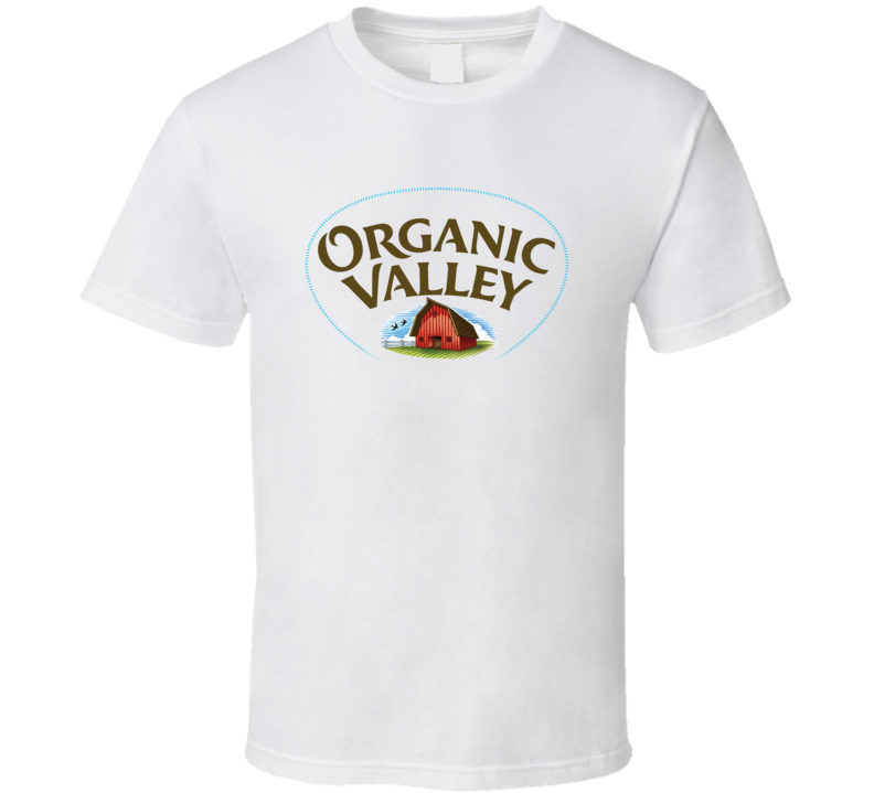 Organic Valley Dairy Milk Producer T Shirt