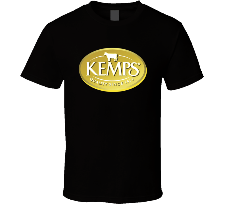 Kemps Dairy Milk Producer T Shirt