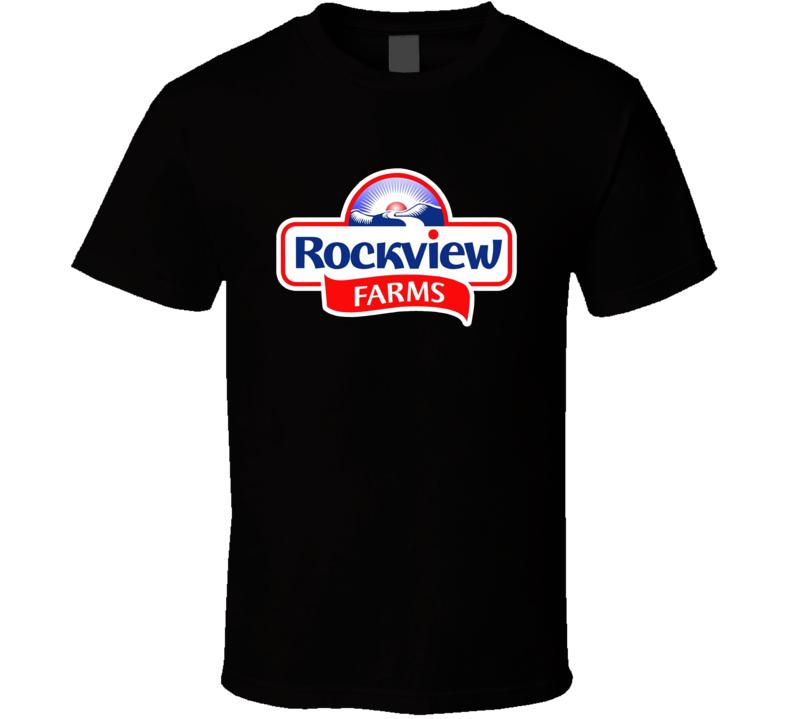 Rockview Farms Dairy Milk Producer T Shirt