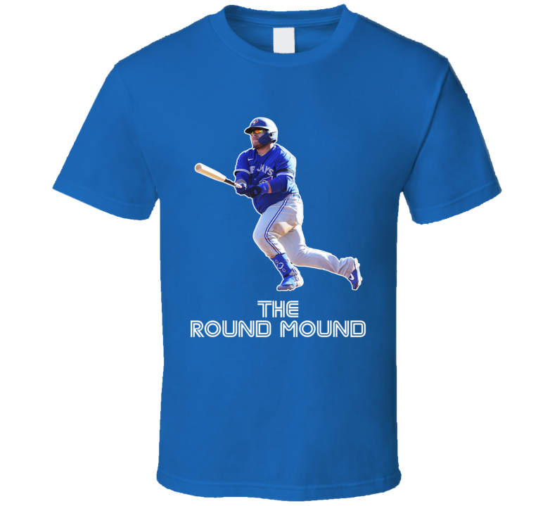 The Round Mound Alejandro Kirk Toronto Baseball Fan T Shirt
