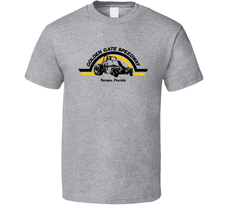Golden Gate Speedway Racing Enthusiasts T Shirt
