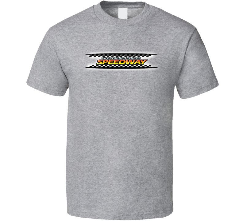 Greenville Pickens Speedway Racing Enthusiasts T Shirt