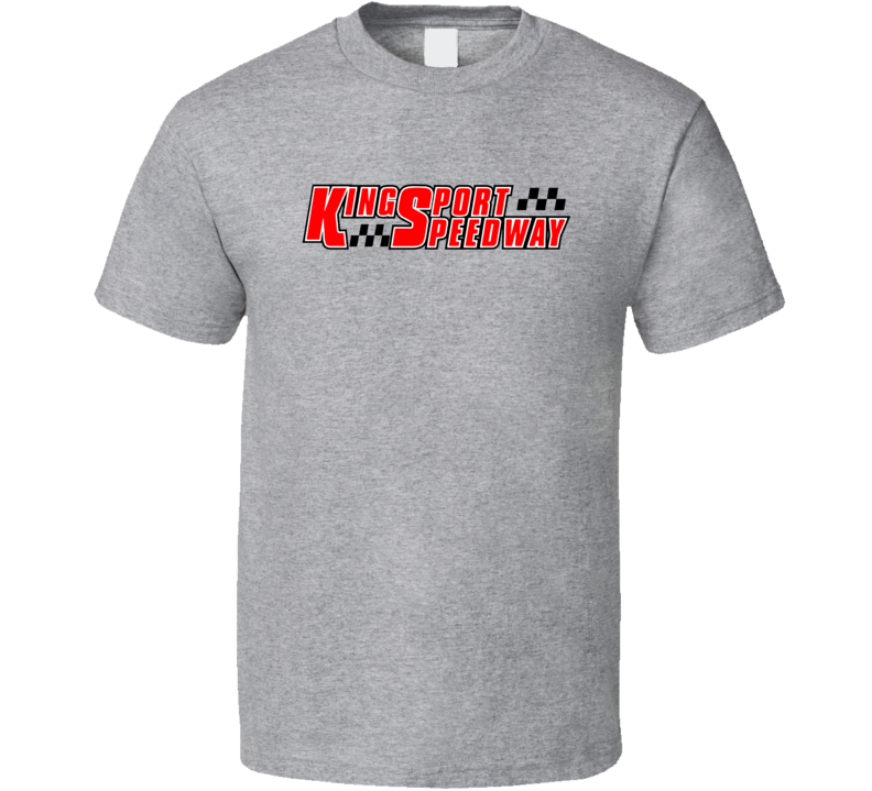 Kingsport Speedway Racing Enthusiasts T Shirt