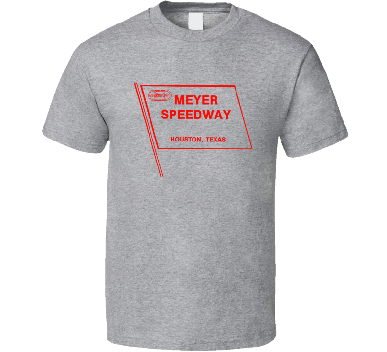 Meyer Speedway Racing Enthusiasts T Shirt