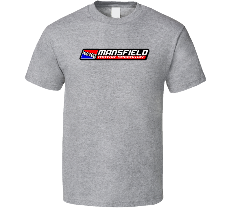 Mansfield Motor Speedway Racing Enthusiasts T Shirt