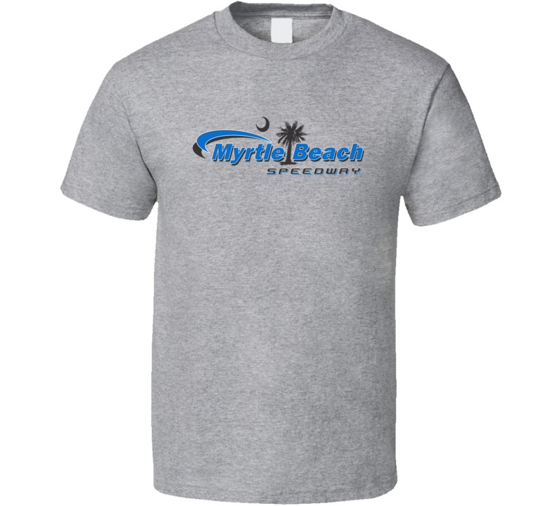 Myrtle Beach Speedway Racing Enthusiasts T Shirt