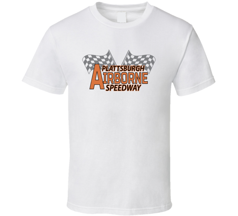 Airborne Speedway Racing Enthusiasts T Shirt