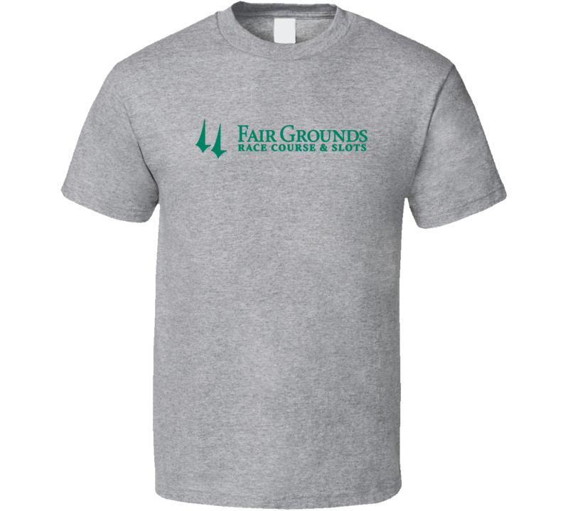 Louisiana Fairgrounds Racing Enthusiasts T Shirt