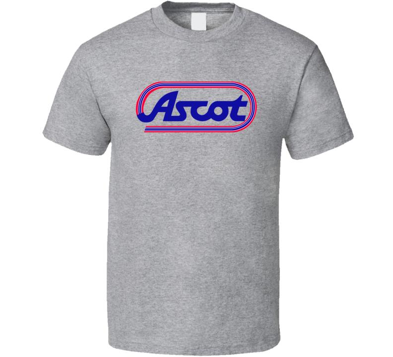 Ascot Park Racing Enthusiasts T Shirt