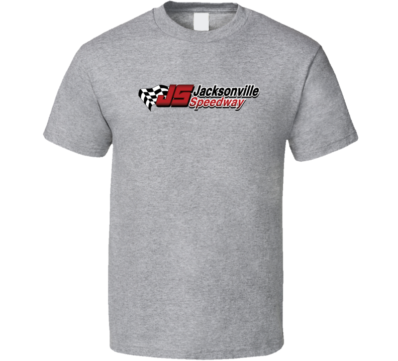 Jacksonville Speedway Racing Enthusiasts T Shirt