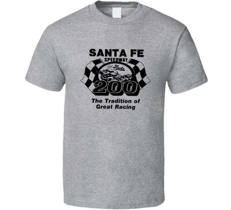 Santa Fe Speedway Racing Enthusiasts T Shirt
