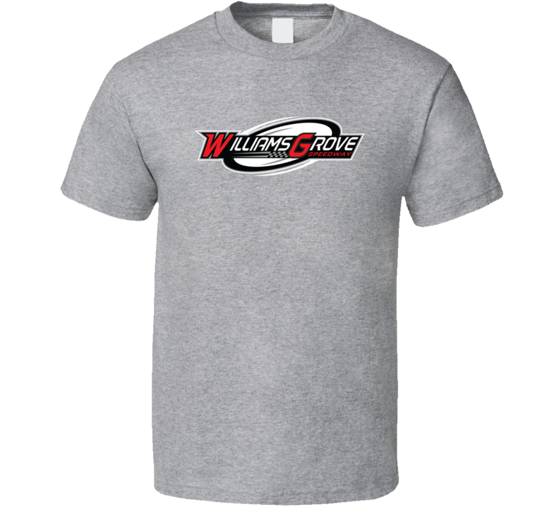 Williams Grove Speedway Racing Enthusiasts T Shirt